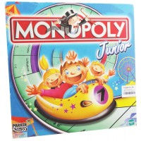 Parker 00441100 - Monopoly Junior, deutsche Version