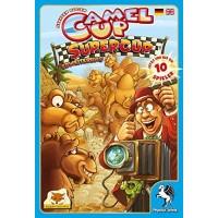 Pegasus Spiele 54546G - Camel Up: Supercup, Brettspiele