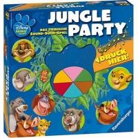 Ravensburger - Animal Friends: Jungle Party