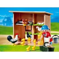 PLAYMOBIL® 4492 - Hühnerhäuschen