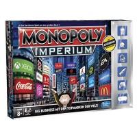 Hasbro A4770398 - Monopoly Imperium 1.2, Familien-Brettspiel, deutsche Version, Edition 2014