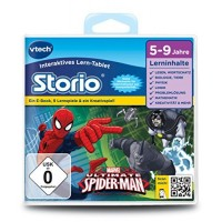 VTech 80-233004 - Lernspiel Der ultimative Spiderman (Storio 2, Storio 3S)