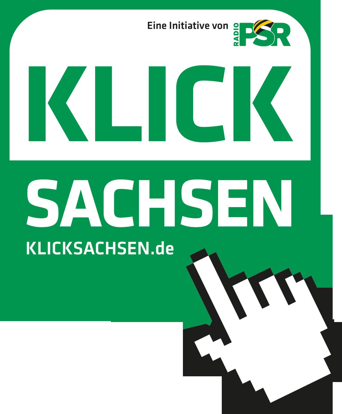 Klicksachsen.de Logo